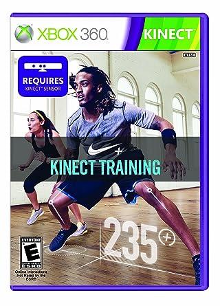 Microsoft Nike Kinect Training Juego Xbox 360 Deportes E Para
