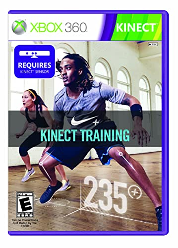 Microsoft Nike Kinect Training Xbox 360 Video Juego Xbox 360