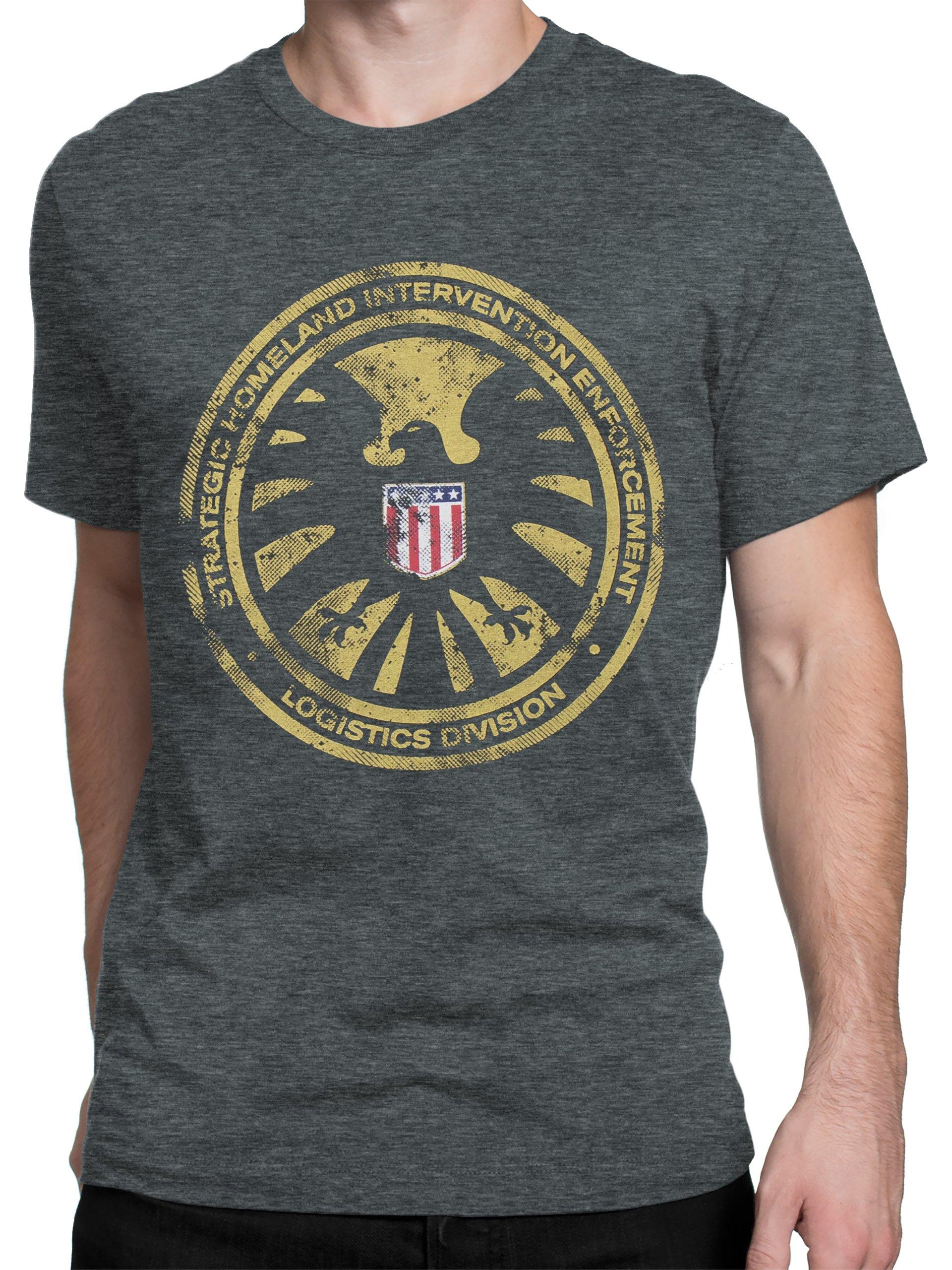 Avengers Marvel Camiseta para Hombre S.H.I.E.L.D product image