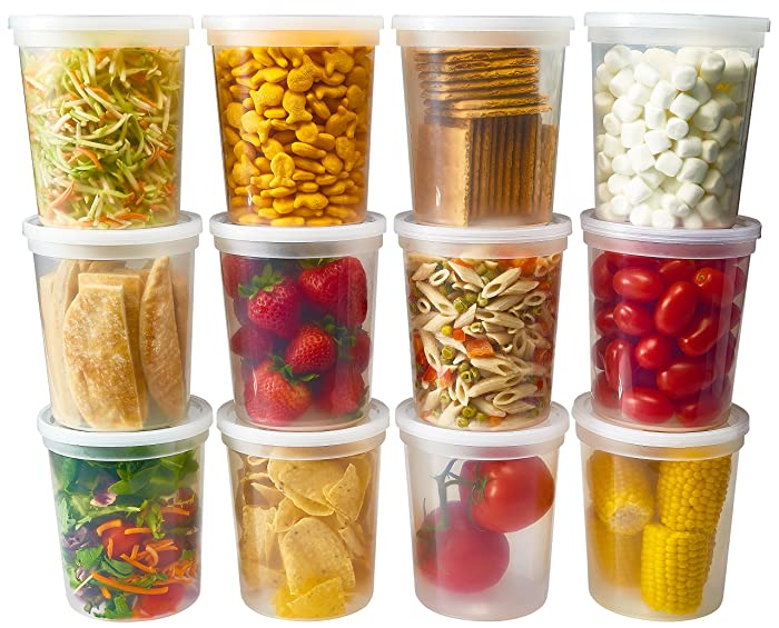 Top 9 Food Storage Quart Containers