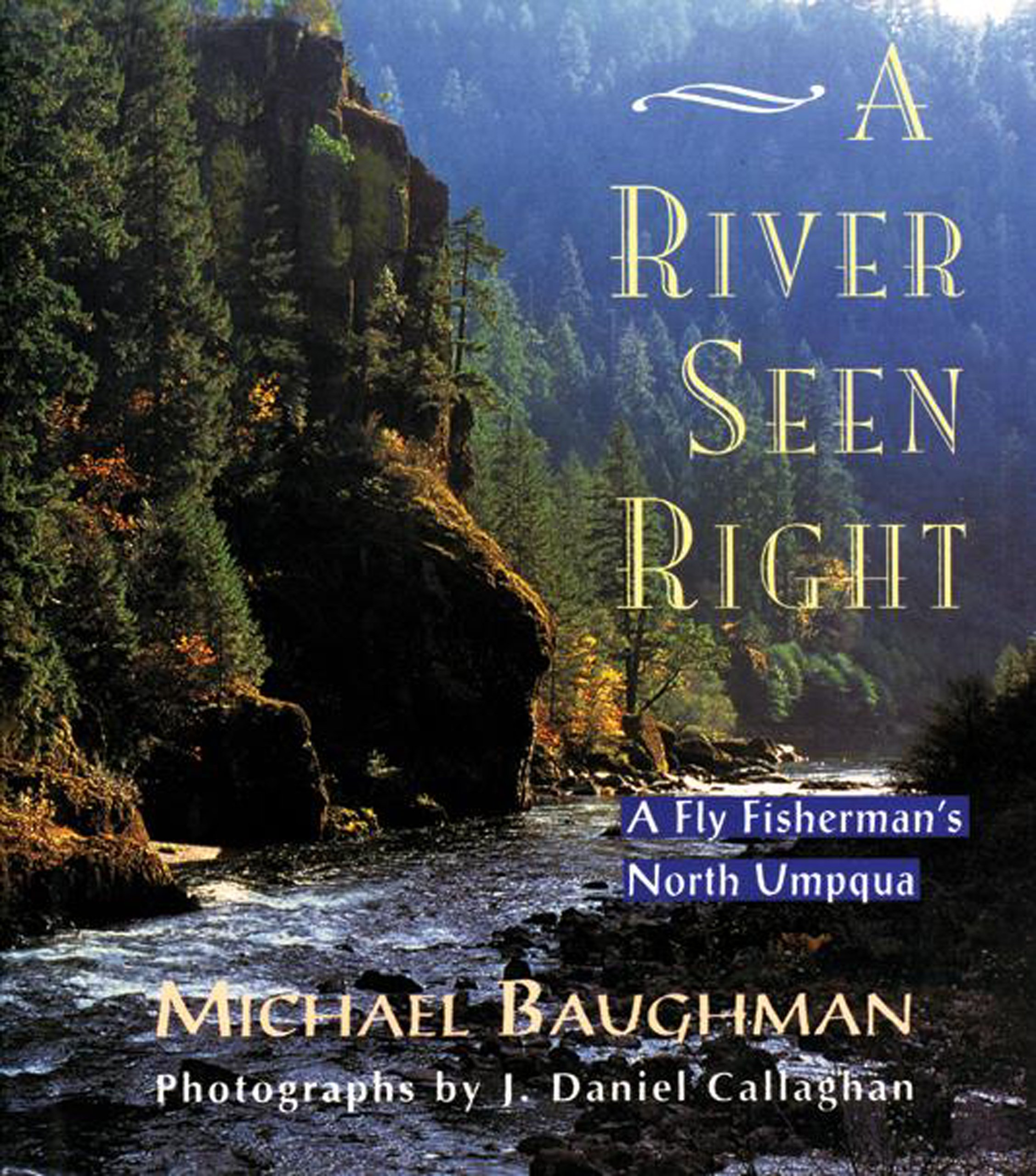 River Seen Right Fishermans Umpqua product image