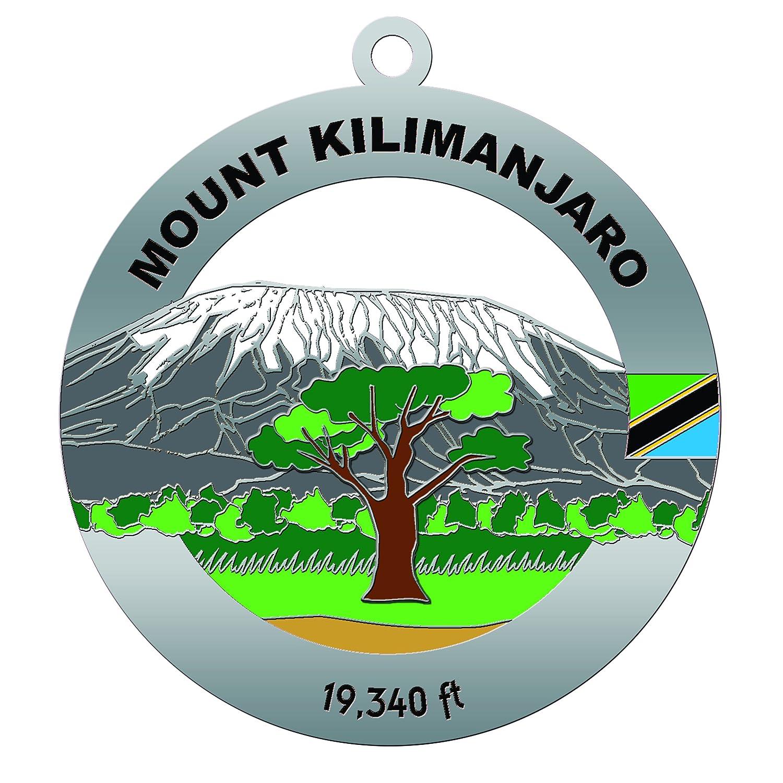 マウントキリマンジャロメダル   B07816SDN2