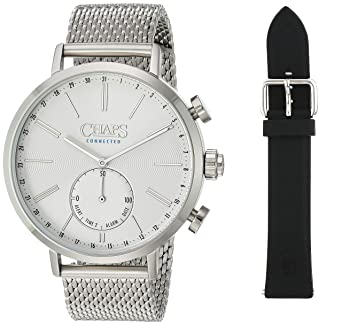 Amazon.com: Chaps Mens Hybrid Smartwatch Watch with ...