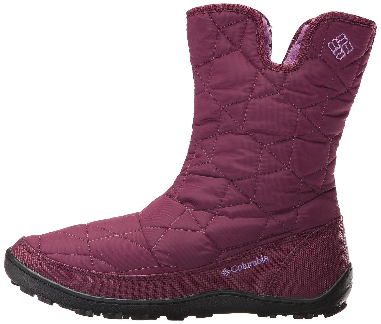 Columbia Women's Minx Slip Ii Omni-Heat Snow Boot B01N132CPW 6 B(M) US|Dark Raspberry, Northern Lights