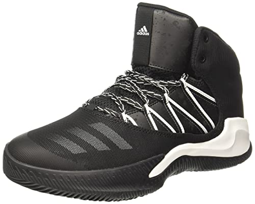 8dd53fc32fe Adidas Men s Infiltrate Cblack Ftwwht Cblack Basketball Shoes - 8 UK India  (42 EU)  Buy Online at Low Prices in India - Amazon.in