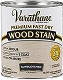 Varathane 262011 Premium Fast Dry Wood Stain, 32 oz, Sunbleached