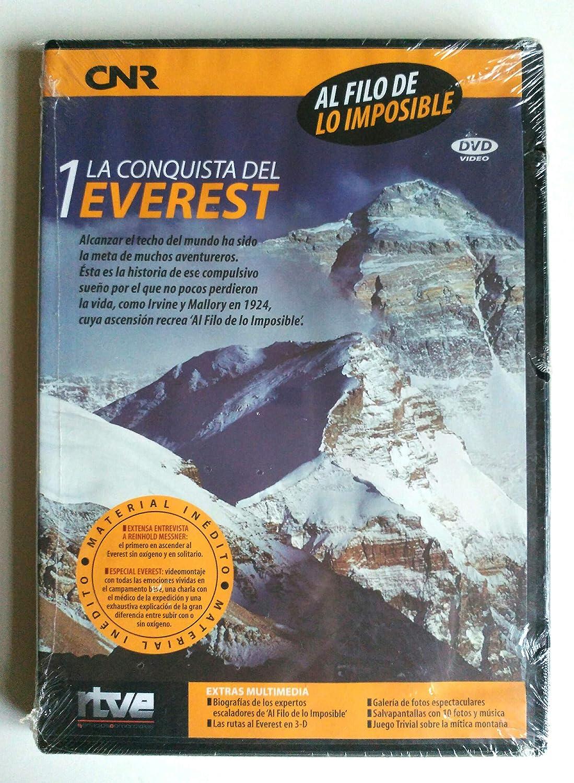 AL FILO DE LO IMPOSIBLE [DVD]: Amazon.es: Cine y Series TV