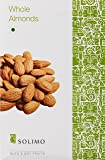Solimo Premium Almonds, 500g