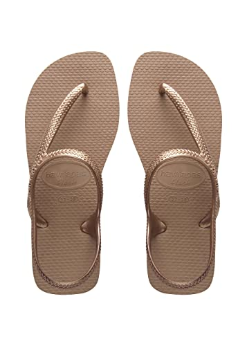 b950e38d7 Havaianas Flash Urban Womens Sandals 5-6 B(M) US Women Rose Gold