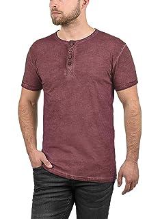 Solid Jack Camiseta Básica De Manga Corta T-Shirt para Hombre con ...