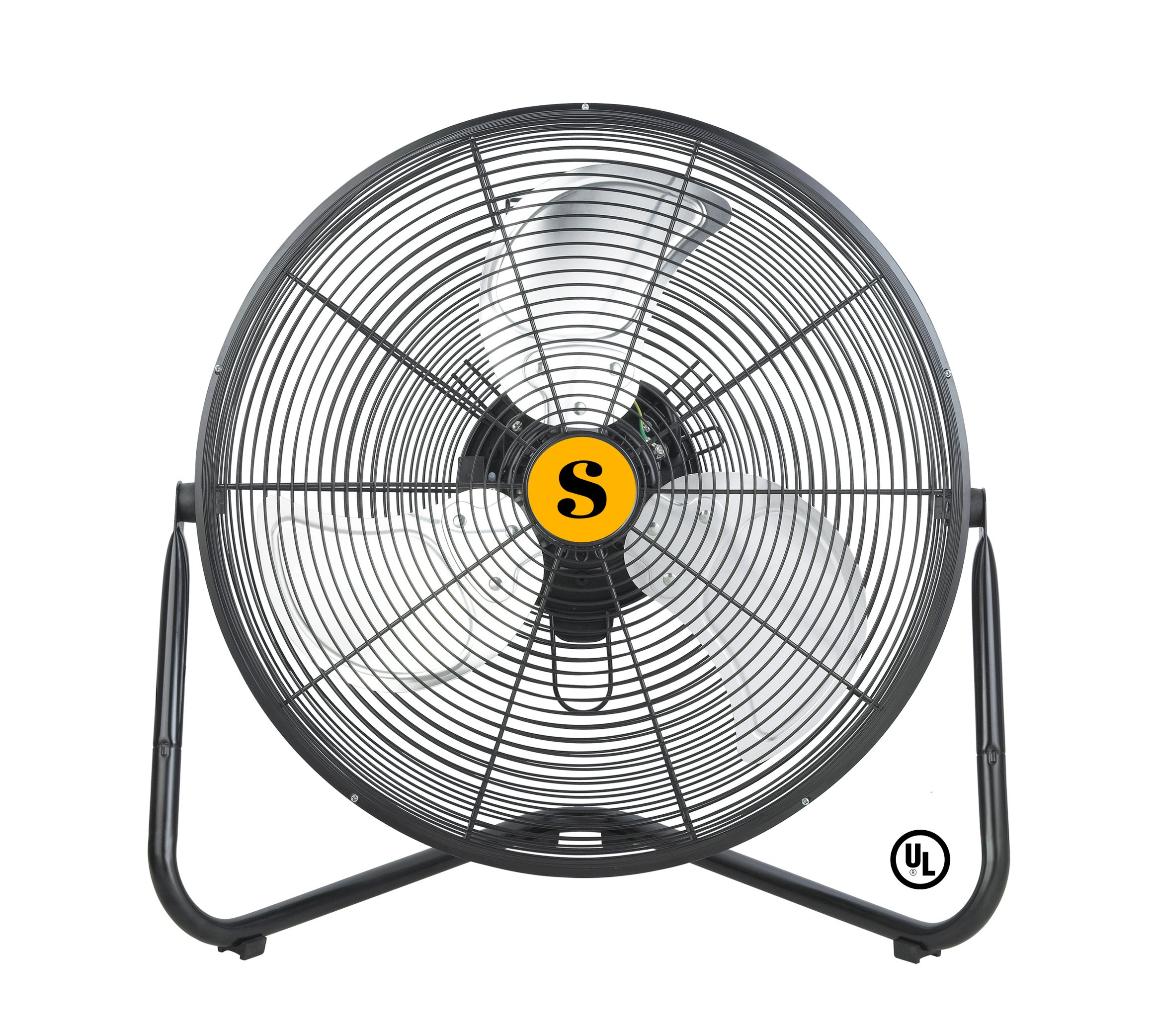 B-Air FIRTANA-20X 20 Inch Multi Purpose High Velocity Floor Fan, 20″