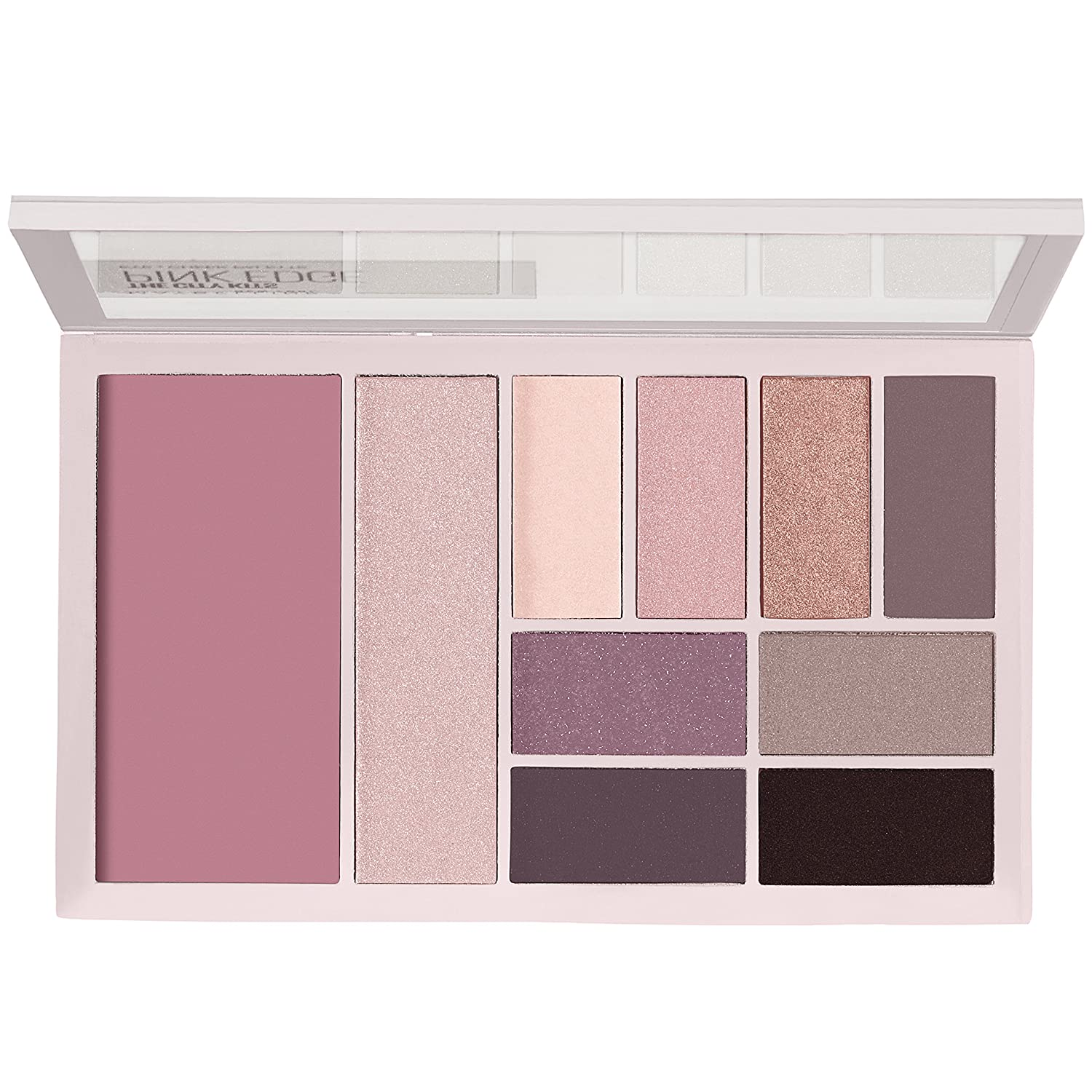 Maybelline New York The City Kits All-in-One Eye & Cheek Palette, Pink Edge, 0.42 oz. K2735600