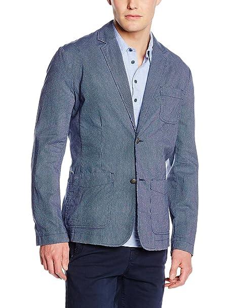cc338518271 Pepe Jeans London Camisa Hombre Becket Azul 2XL  Amazon.es  Ropa y  accesorios