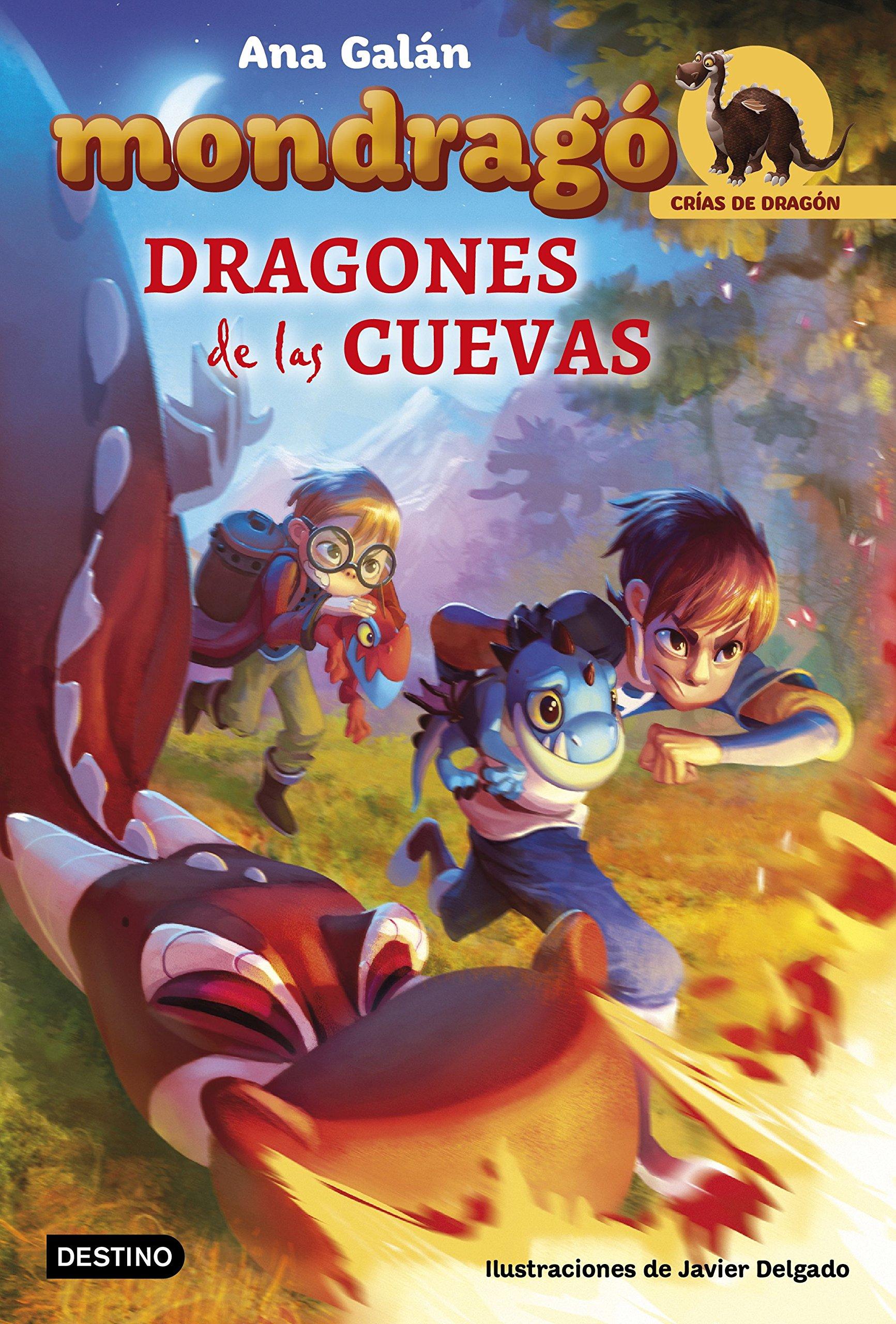 Dragones de Las Cuevas (Mondragó, Band 1)