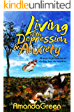 Living with depression and anxiety: 26 ways to get you out of the fog, into the sunshine (An Amanda Self-Help series Book 1)