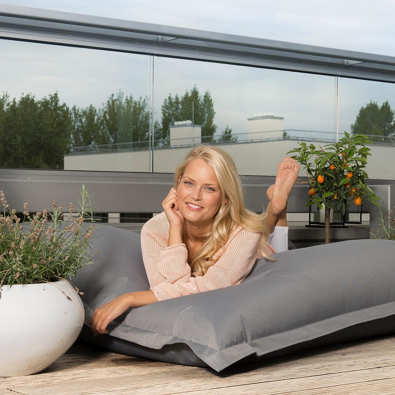 Lumaland Luxury Riesensitzsack Xl Sitzsack 270l Füllung 120 X 160 Cm