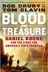Blood and Treasure: Daniel Boone and the Fight for America's First Frontier Kindle Edition