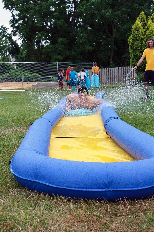 amazon com rave sports turbo chute backyard package water slide