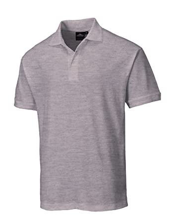Portwest B210 - Camisa Polo Nápoles, color, talla XXL: Amazon.es ...