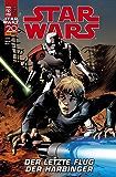 Star Wars (Comicmagazin 23) - Der letzte Flug der Harbinger (Star Wars Comicmagazin)