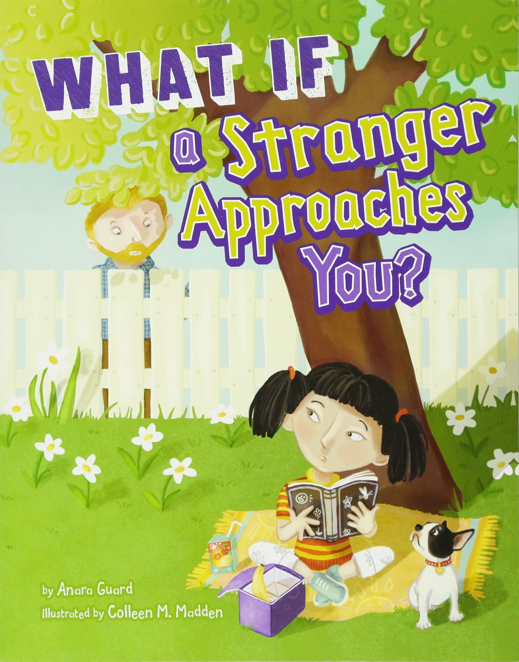 if a stranger approaches you