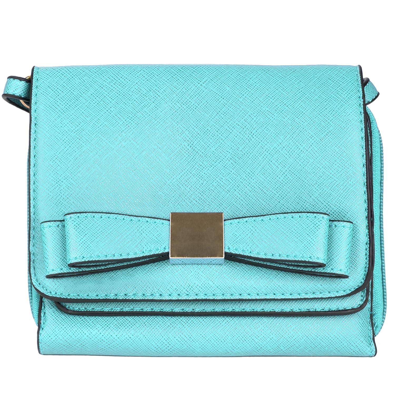 75223e9bcc3c Mini Carson Crossbody Handbag for Samsung Galaxy Note 5, S6 Edge Plus, S6