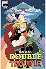 Thor & Loki: Double Trouble (2021) #1 (of 4) Kindle Edition