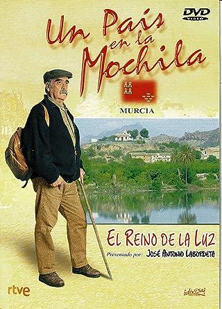 Un País En La Mochila El Reino De La Luz Murcia Dvd Amazon Es José Antonio Labordeta José Antonio Labordeta José Antonio Labordeta Cine Y Series Tv