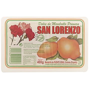 San Lorenzo Dulce De Membrillo Calidad Primera - 400 g: Amazon.es: Amazon Pantry