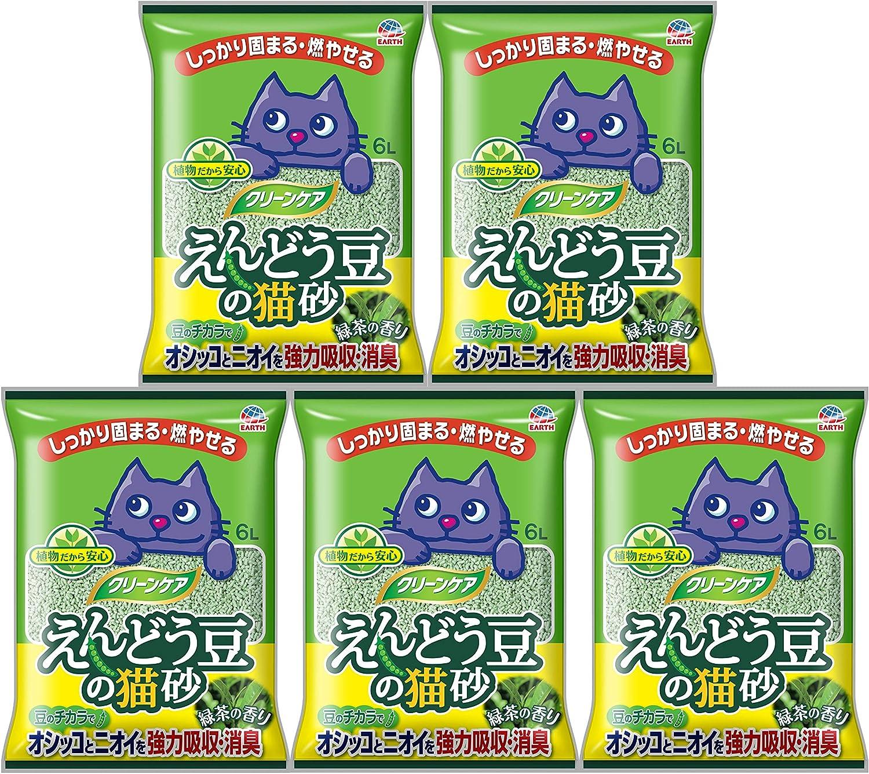 JOYPET(ジョイペット) クリーンケア えんどう豆の猫砂
