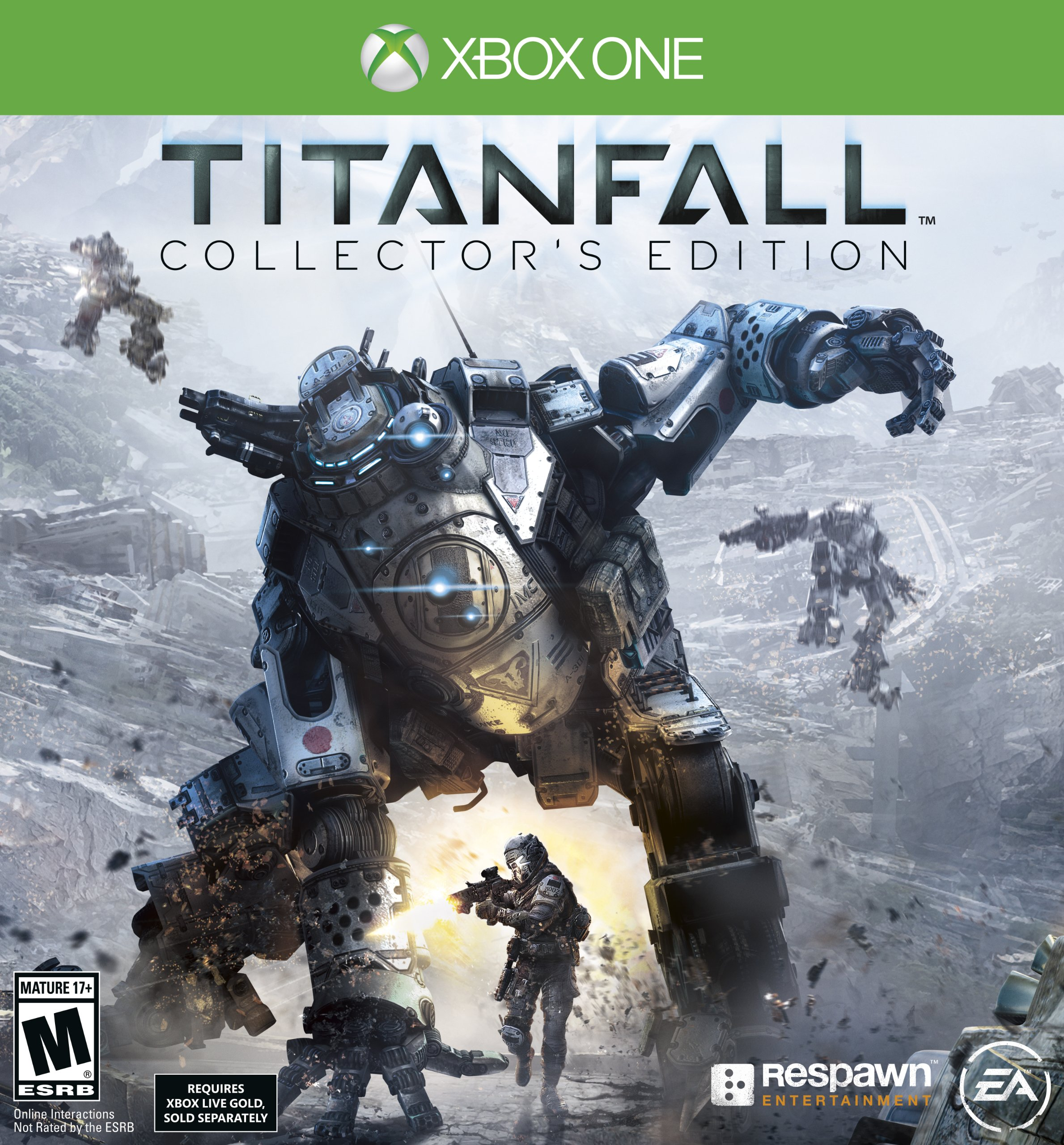 Titanfall Collector's Edition - Xbox One