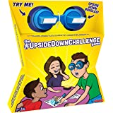 The UpsideDownChallenge Game for Kids & Family - Complete Fun Challenges with Upside Down Goggles - Hilarious Game for…