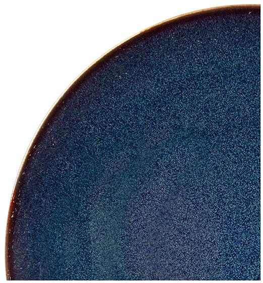Amazon.com | Mikasa Sedona Blue Platter, 14-Inch: Platters