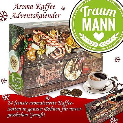 Weihnachtskalender Für Freund.Traummann Advent Kalender Aromakaffee Weihnachtskalender Damen