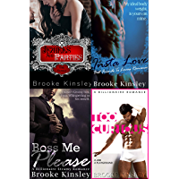 Romance Books For Adults: 4 Steamy Romance Stories