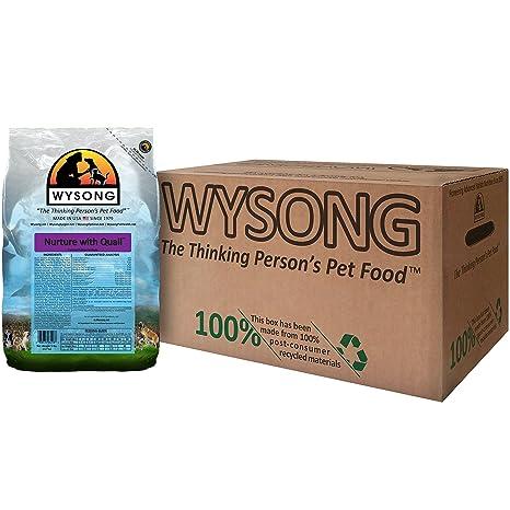 Wysong Nutrición con Canina de cola/Alimento para mascotas, 20 libras