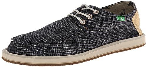 Zapatillas nš¢uticas Drewby Dropout para hombre, azul marino, 7 M US: Amazon.es: Zapatos y complementos