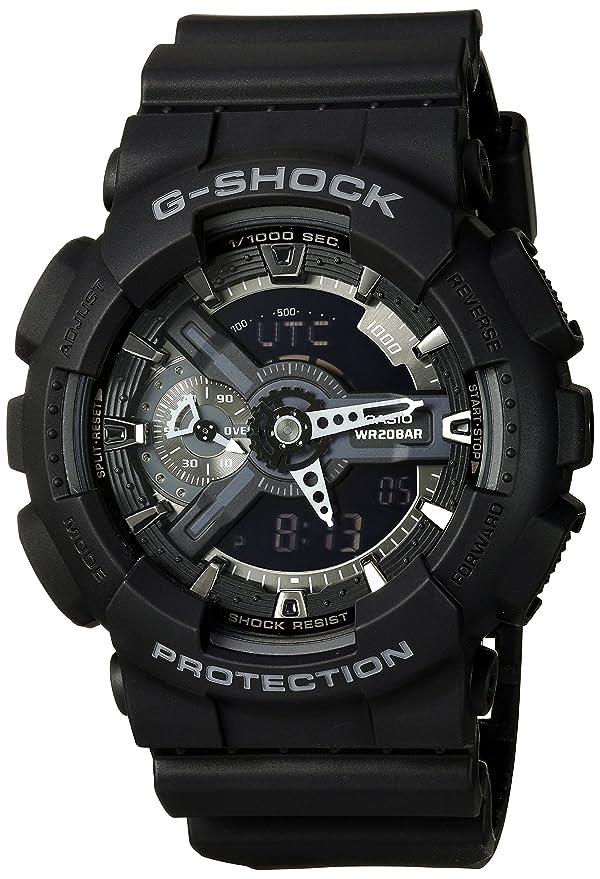 Casio Men's G-SHOCK - The GA 100-1A1