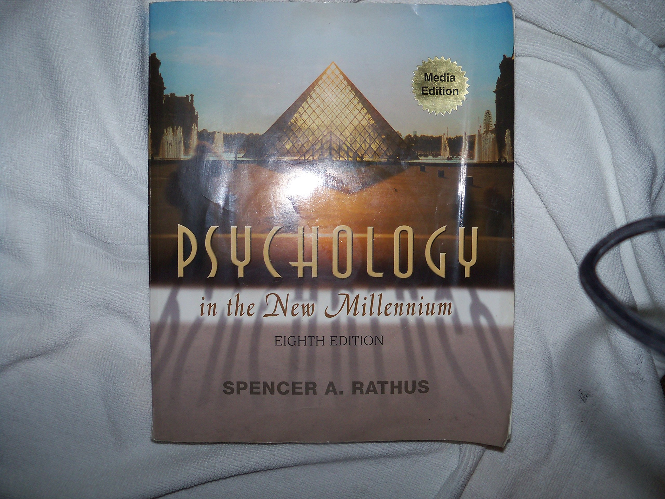 Psychology in New Millennium, Paper Edition (with InfoTrac and CD-ROM) pdf
