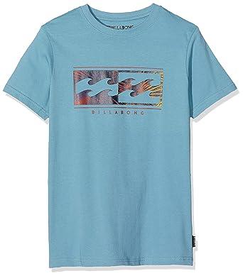 6112fd6f3e Amazon.com: Billabong Inversed Ss Boy Short Sleeve T-Shirt: Clothing