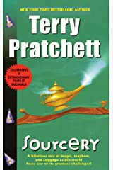 Sourcery: A Novel of Discworld Kindle Edition