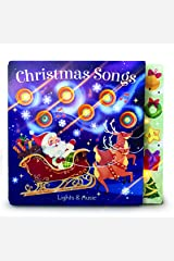Christmas Songs: 5 Tunes Accented with Lights (Lights & Music) Board book