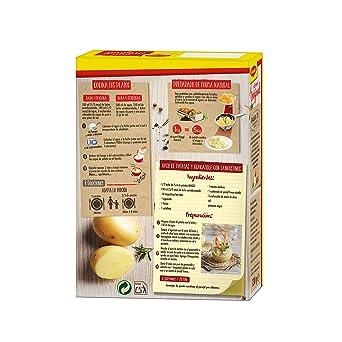 Maggi - Puré de Patatas Natural - 230 gr: Amazon.es: Alimentación ...