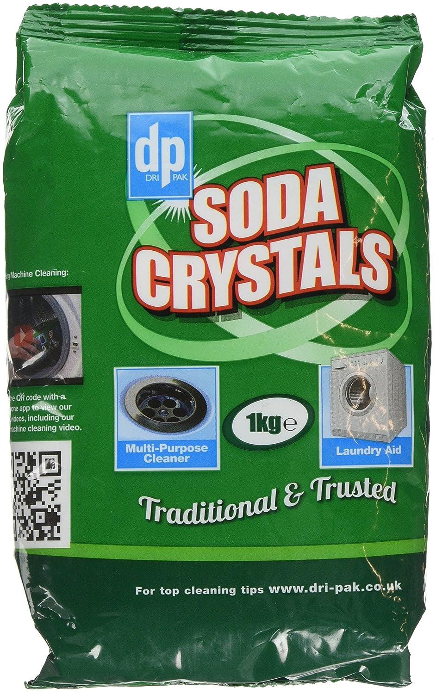 Dri Pak Soda Crystal, 1kg 100453031