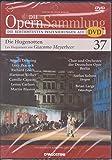 Die Opernsammlung - Die berühmtesten Inszenierungen auf DVD - Nr. 37 - Die Hugenotten - Les Huguenots von Giacomo Meyerbeer - ungekürzte Fassung 156 Min. (Arthaus Musik)