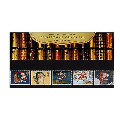 1997Noël Cracker Présentation Pack N ° 282–Royal Mail timbres