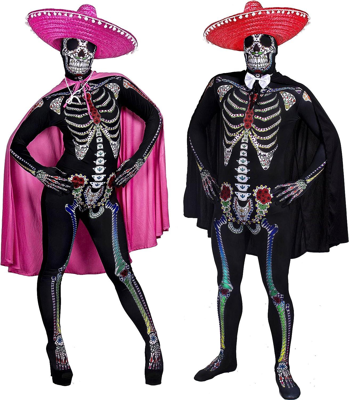 ILOVEFANCYDRESS - Disfraz de pareja Día de los muertos para ...