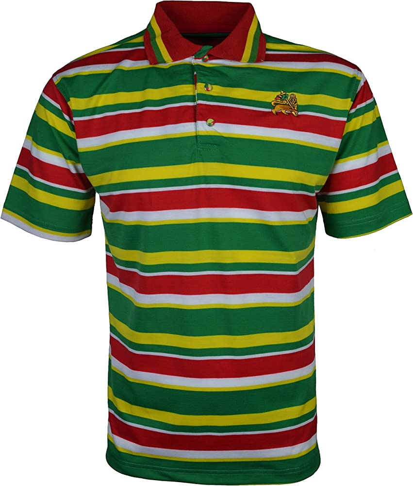 Raw Blue - Polo - para Hombre Red Green Yellow Small: Amazon.es ...