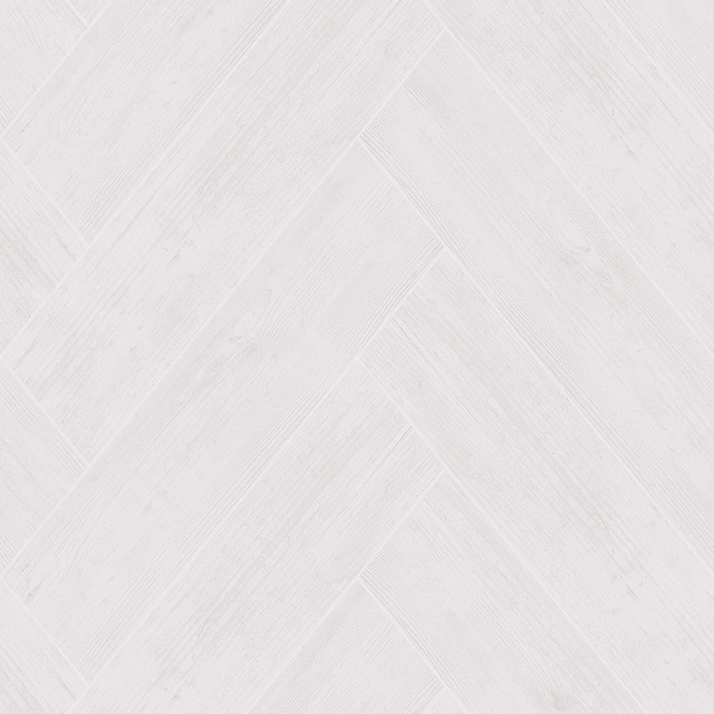 Superfresco Easy Gris Papier Peint Intiss/é Chevron Bois 10m x 52cm