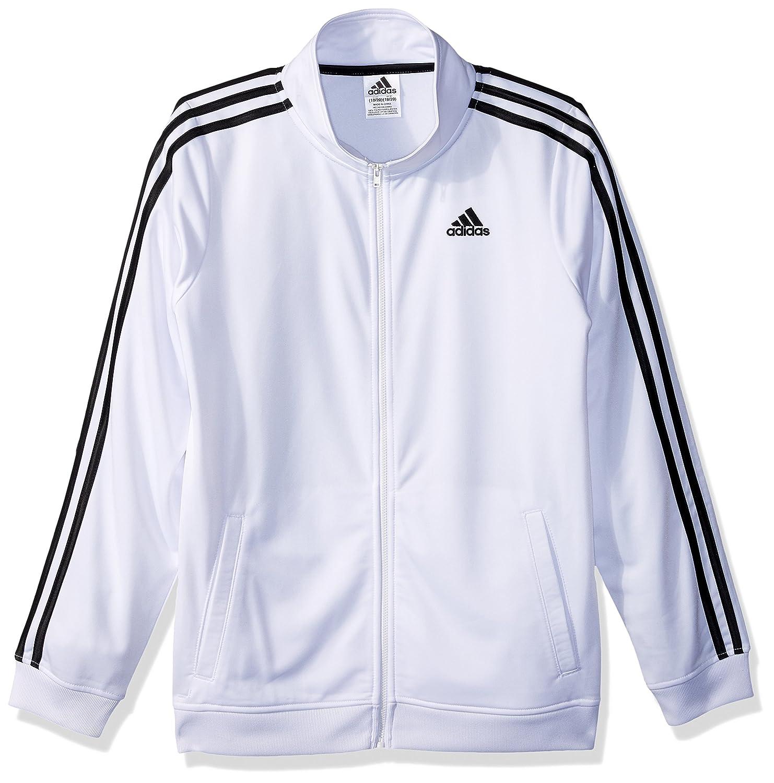 0060dd617 Amazon.com: adidas Boys' Iconic Tricot Jacket: Clothing